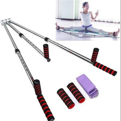 Leg Stretcher Legs Extension Split Machine Portable 3 Bar Flexibility Stretching Machine Martial Arts Stretch Gym Ballet Balance