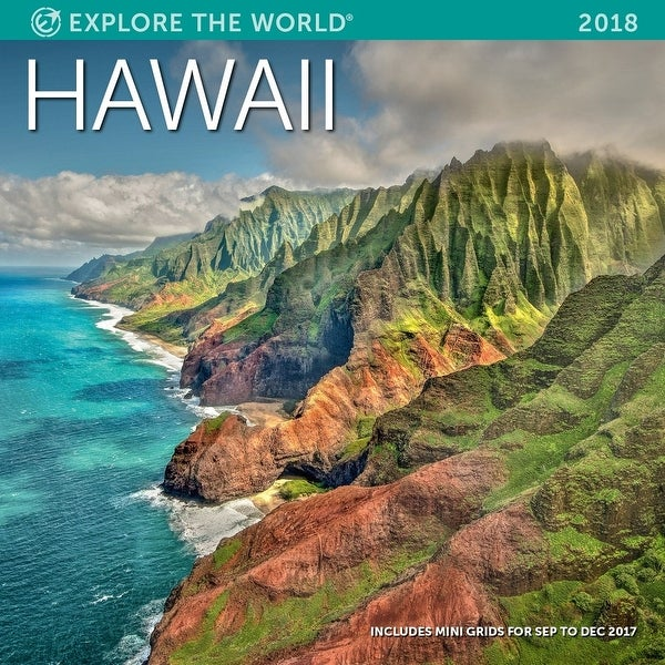 Shop Hawaii Wall Calendar Hawaii By Ziga Media Free Shipping On