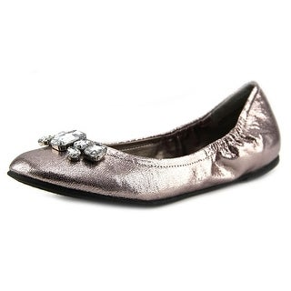 CL By Laundry Golden Girl Women Round Toe Synthetic Flats