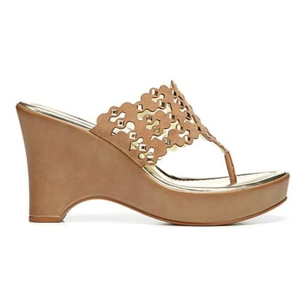 Carlos by Carlos Santana Womens karina Open Toe Casual Platform Sandals