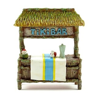 Fairy Garden Tiki Bar-2.5""
