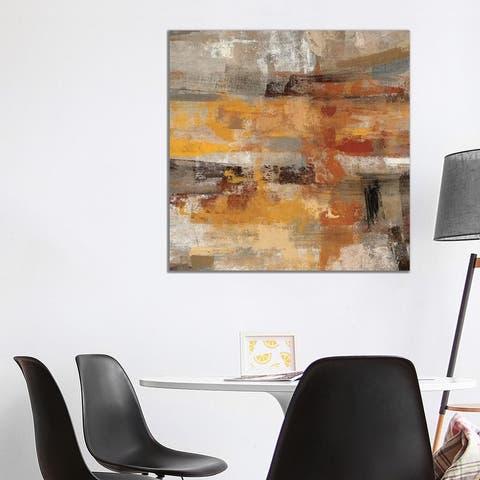 """iCanvas """"Mojave Road Crop """" by Silvia Vassileva Canvas Print"""