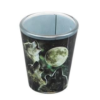 Three Wolf Moon 2oz Shot Glass