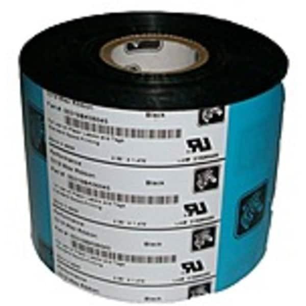 Zebra 05319BK06045 1476 Feet x 2.36-inch Thermal Transfer Wax Ribbon for 105S, 110PAX4, 110XiIIIPlus-NEW