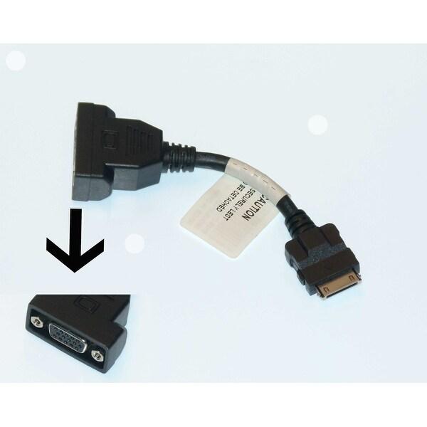 OEM Samsung PC Adapter Cable - NOT A Generic: UN40C7000WF, UN46C8000XF, UN46C7000WF, UN46C7100WF