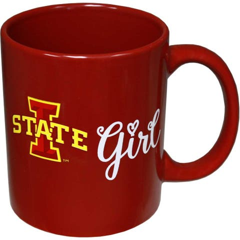 Iowa State Cyclones Girl 11oz Mug
