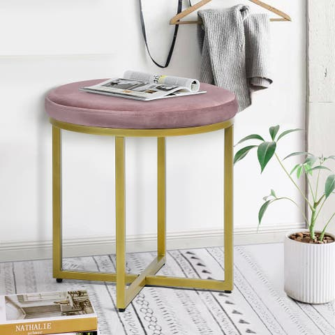 Furniture R Luxury Frame Ottoman