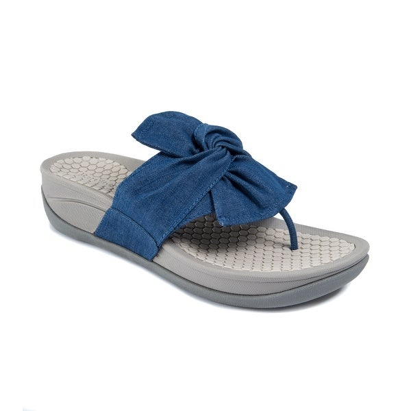 Baretraps Dianna Women's Sandals & Flip Flops Denim