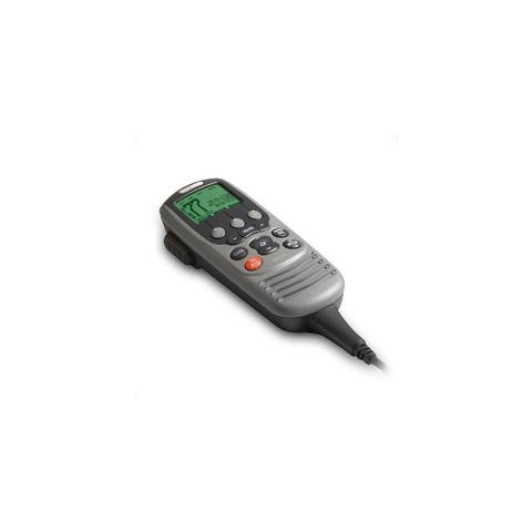 Raymarine A46051 Full Function Second Station Microphone for 55 and 218 - Gray