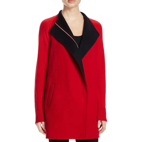 Finity Womens Jacket Wool Pocketed