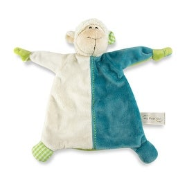 Plush Lamb Baby Blanket