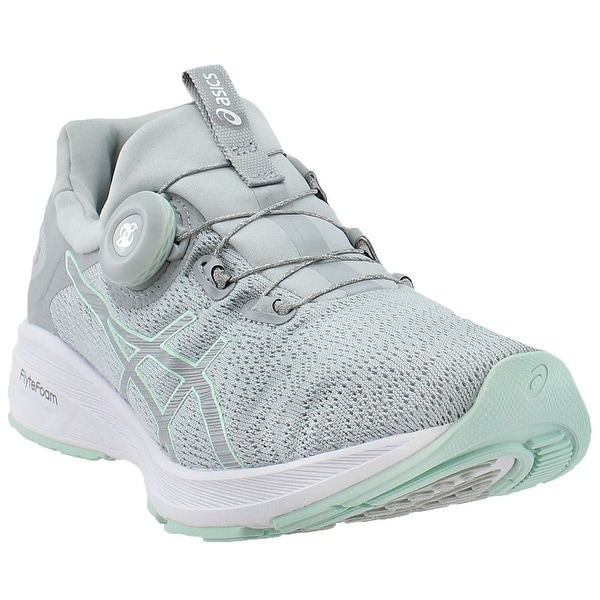 Shop Asics Womens Dynamis Running Athletic Shoes Free