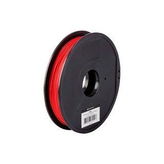 Monoprice MP Select PLA Plus+ Premium 3D Filament 1.75mm 0.5kg/spool, Red