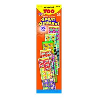 Applause Stickers 700/Pk Great