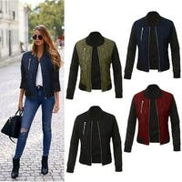 Chic Bomber Jacket In Quilted Satin