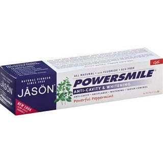 Jason Natural Products - All Natural Whitening Coq10 Tooth Gel ( 3 - 6 OZ)