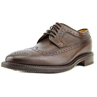 Sebago Seabury Men E Round Toe Leather Oxford