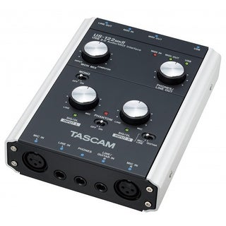 Tascam US122mkII Computer Audio Interface