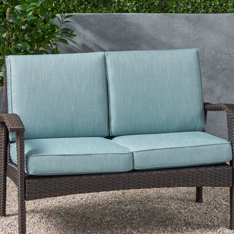 Simone Loveseat Cushions by Christopher Knight Home