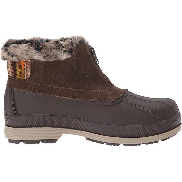 Lumi Ankle Zip Snow Boot