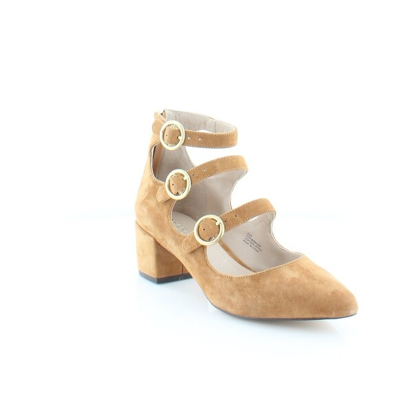 Charles by Charles David Wonder Women's Heels Camel