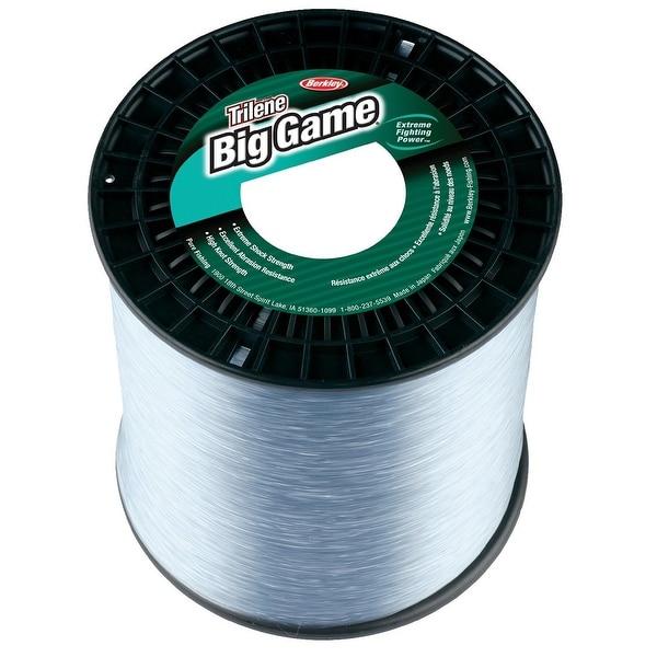 Berkley Trilene Big Game Clear Monofilament Fishing Line - 12 lb  Test