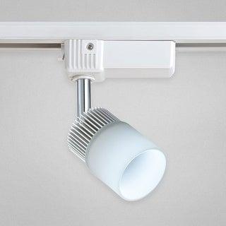 Eurofase Lighting 22496 Cylindrical LED Modular Track Lighting Head - white / frost