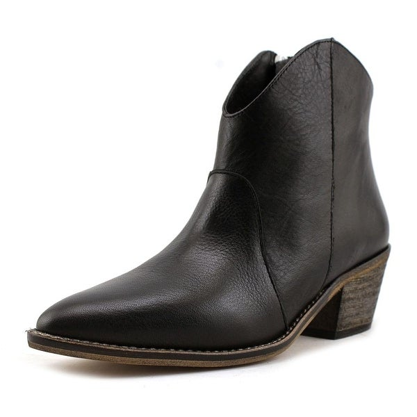 Sixtyseven 78662 Pointed Toe Leather Bootie