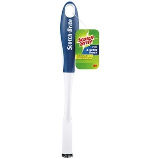 Scotch-Brite Tile And Grout Brush Scrubber-