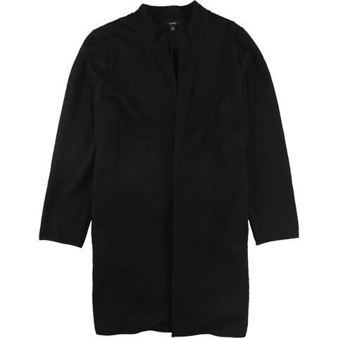 Alfani Womens Textured Jacket