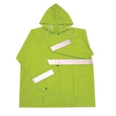 Boss 3PR0350NX Rain Jacket Green Xl, 35 Mil Green