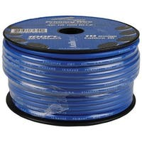 Audiopipe 10 Gauge 100Ft Primary Wire Blue