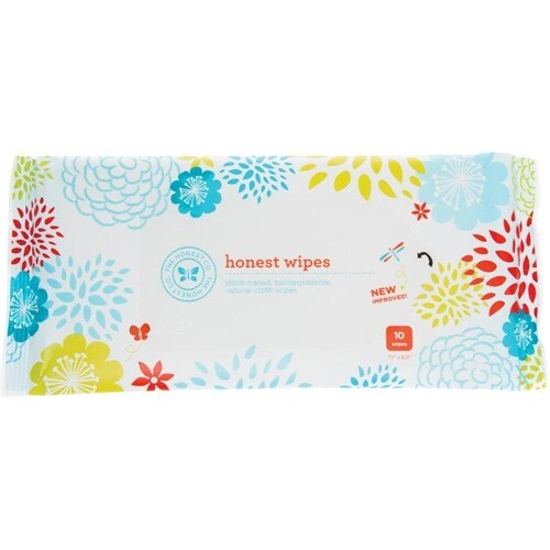 The Honest Company H01W10000010S Wipes