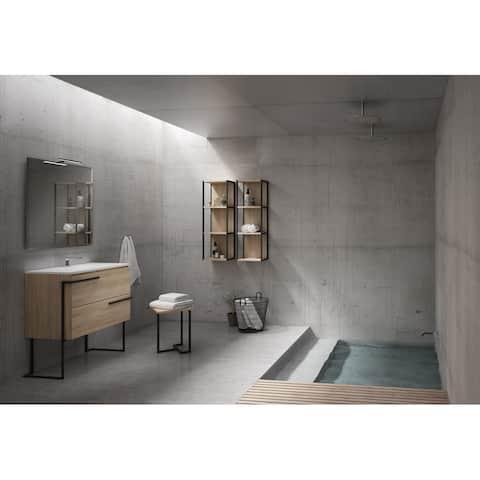"Lucena Bath 32"" Scala vanity with legs"