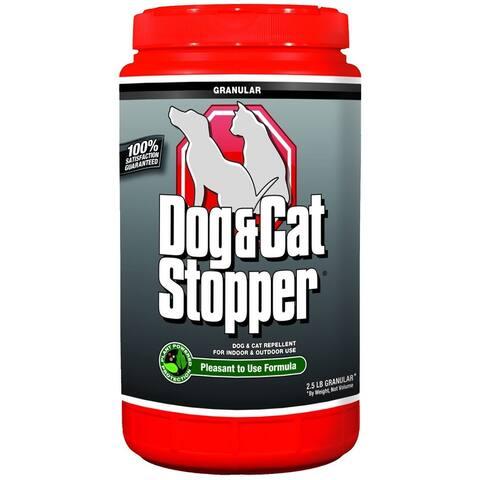 Messina Wildlife WW-G-001 Dog & Cat Stopper Pest Repellant Shaker Jug, 2.5 Lb