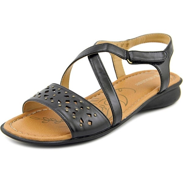 Naturalizer Jaqueline Women Black Sandals