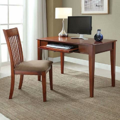 Mieres High-quality 2 Pieces Computer Table Set for Home/Office