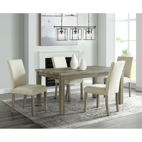 Picket House Furnishings Turner 5PC Standard Height Dining Set