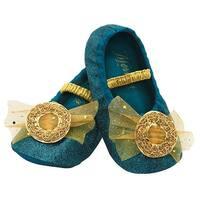 Merida Toddler Slippers - Blue