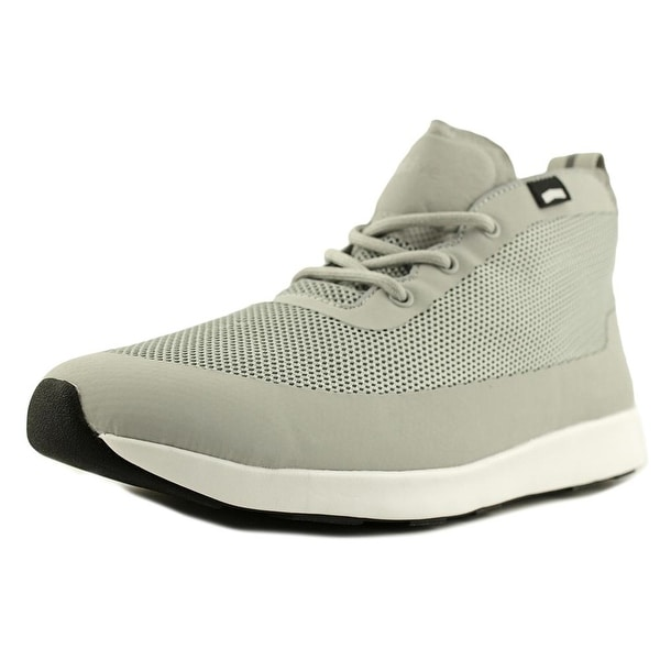 Native AP ROVER Men Round Toe Synthetic Gray Tennis Shoe