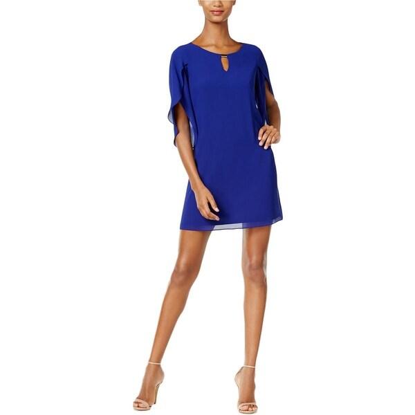 Shop Jessica Howard Womens Petites Special Occasion Dress Chiffon