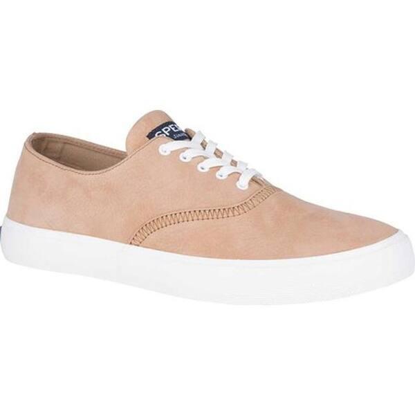 4a6c5b1b0b282 Shop Sperry Top-Sider Men's Captain's CVO Washable Sneaker Tan ...