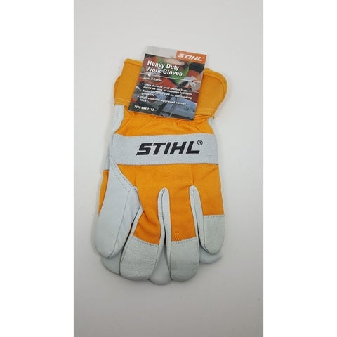 STIHL 7010-884-1112 Extra Large Heavy Duty Work Gloves