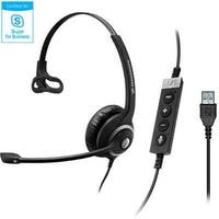 Sennheiser Electronic Communications - 506482 - Sngl Sided Usb Pro Comm Headst