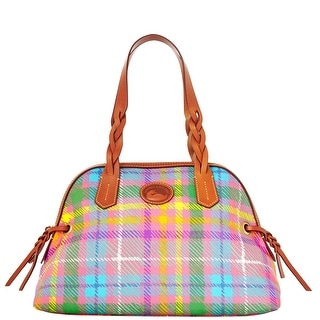 Dooney & Bourke Madras Small Domed Satchel (Introduced by Dooney & Bourke at $159 in Mar 2014) - Pink