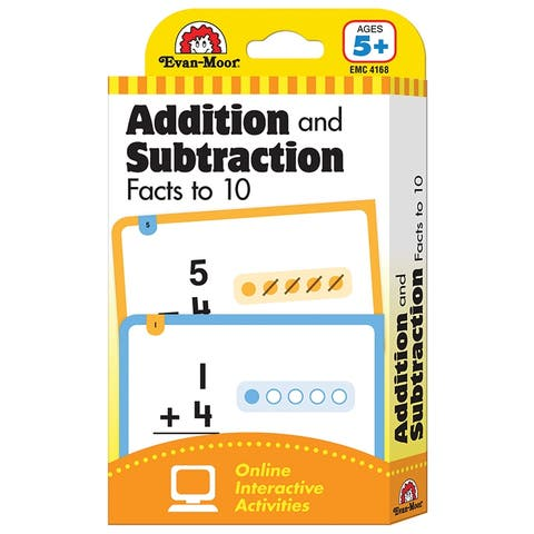 Flashcard Set Addition And