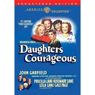 Daughters Courageous DVD Movie 1939
