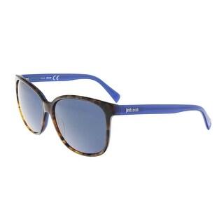Just Cavalli JC645S 5852w Brown Oval Sunglasses - 58-14-140