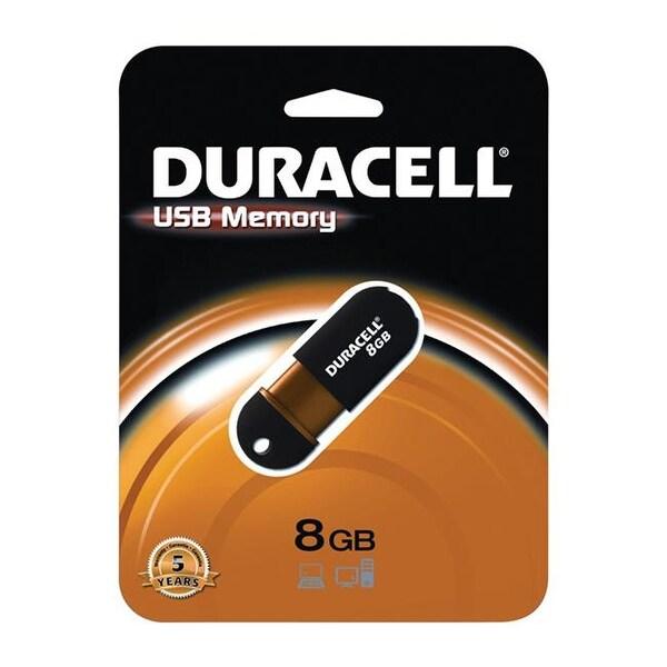 Duracell 3369295 8 GB USB Flash Drive