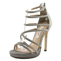 Nina Womens Finessa Open Toe Casual Strappy Sandals